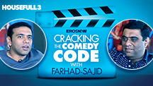 Cracking the Comedy Code with Farhad-Sajid