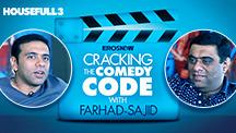 Cracking the Comedy Code with Farhad-Sajid