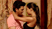 Riteish Surprises Lisa In Her Room