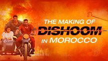 The Making of Dishoom in Morocco