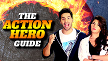 Varun Dhawan's Guide to Becoming an Action Hero