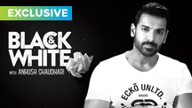 Exclusive - Black & White Interview with John Abraham