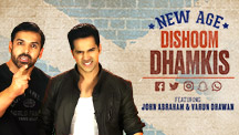 New Age Dishoom Dhamkis