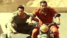 John And Varun Get Fast And Furious!