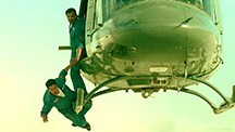 John & Varun Pull A Brave Stunt!