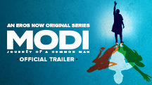 Modi - Journey Of A Common Man - Official Trailer