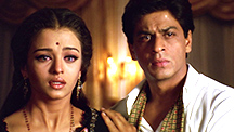 Devdas & Paro are caught together