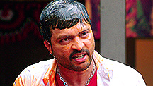 Ankush Chaudhari Makes A Mess