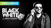 Exclusive - Black & White Interview With Ankush Chaudhari