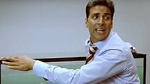 Akshay Kumar's Izzat At Risk!