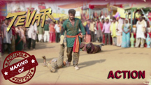 Making of Tevar - Action Sequence