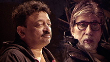 Amitabh Bachchan Tells RGV Not To Ask Him Stupid Questions