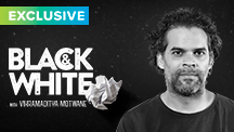 Exclusive Black & White - Vikramaditya Motwane