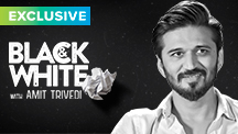 Exclusive Black & White - Amit Trivedi