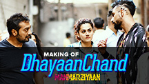 Making of DhayaanChand