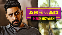 When Abhishek Bachchan turned AD
