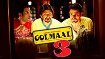 Watch Golmaal 3 - Swahili full movie Online - Eros Now