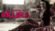 The Making Of Mujra Song