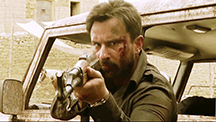 Secret Agent Saif Ali Khan, On Fire!
