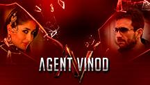Watch Agent Vinod full movie Online - Eros Now