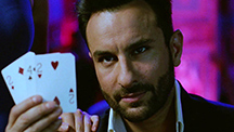 Agent Vinod plays Poker!