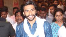 Ranveer Singh Visits Lalbaugcha Raja