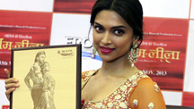 Deepika Padukone promotes 'Goliyon Ki Raasleela Ram-leela' in Ahmedabad