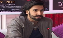 Ranveer Singh visits Chandigarh for the promotion of 'Goliyon Ki Raasleela Ram-leela'