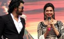 Ranveer, Deepika promote 'Goliyon Ki Raasleela Ram-leela' in Jaipur