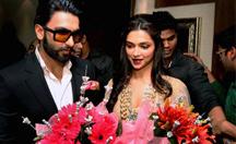 Ranveer Singh, Deepika Padukone promoting 'Goliyon Ki Raasleela Ram-leela'