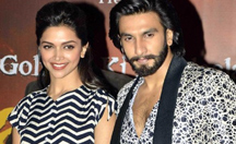Deepika, Ranveer visit Pune for the promotion of their film 'Goliyon Ki Raasleela Ram-leela'