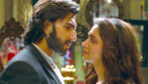 Ranveer Insults And Points A Gun At Deepika Padukone