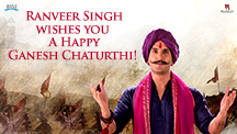 Ranveer Singh Wishes You A Happy Ganesh Chaturthi