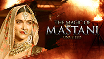 Deepika Padukone Launches Deewani Mastani in Delhi