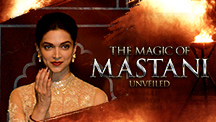 Deepika Padukone Launches Deewani Mastani in Jaipur