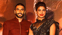 Kashibai and Bajirao First Time On Stage