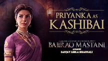 Priyanka As Kashibai
