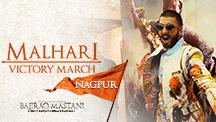 Malhari Victory March - Malhari Hits Nagpur