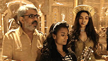 Making Of Deewani Mastani