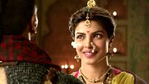 Priyanka Welcomes Ranveer Home