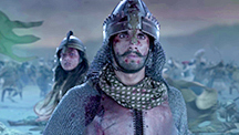 Ranveer And Deepika Fight For Glory!
