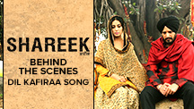 Behind The Scenes - Dil Kafiraa Song