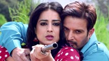 Mahi Gill & Jimmy Shergill Flirt With Danger