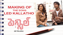 Making Of The Song Led Kallatho