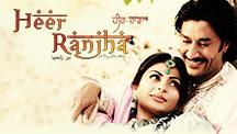 Watch Heer Ranjha - A True Love Story full movie Online - Eros Now