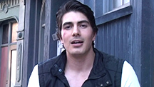 Interview Of Brandon Routh