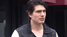 Making Of Action Sequence With Brandon Routh