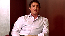 Interview Of Sylvester Stallone