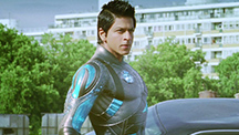 Superhero SRK Saves The Day!