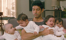 Farhan Akhtar is not ready for a baby